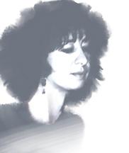 Irina Mashinski. Portrait by Sergey Samsonov