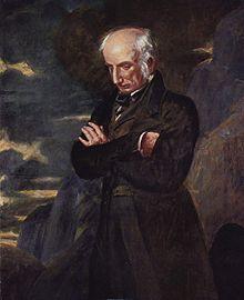Уильям Вордсворт. Картина работы Бенджамена Хайдона (1842)