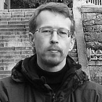 Дмитрий Замятин. Фото: Евгений Добренко, 2008